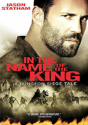 In The Name Of The King Jason Statham  - Used Dvd Movie Disc • 3.07£