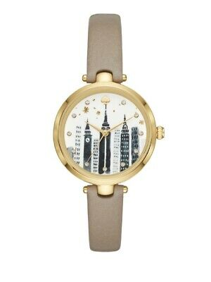 $ CDN122.84 • Buy Kate Spade New York Holland Quartz Movement White Dial Ladies Watch KSW1429