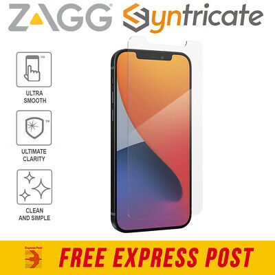 AU43.96 • Buy IPhone 12 Pro / 12 (6.1 ) ZAGG InvisibleShield Glass Elite+ Screen Protector