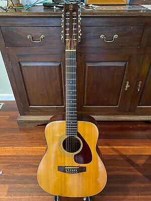 AU325 • Buy Yamaha Nippon Gakki Japanese Made FG-260 12 String Acoustic Guitar