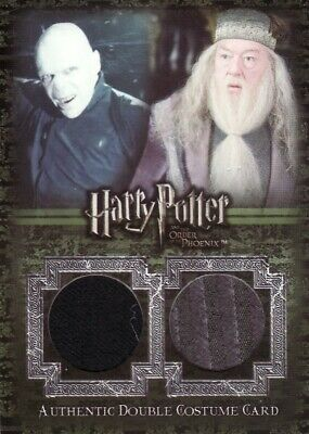 £149.99 • Buy Harry Potter Order Of The Phoenix Lord Voldemort & Dumbledore C14 Costume Card