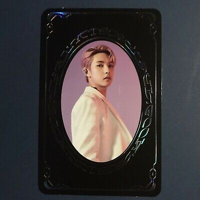 NCT 2020 Resonance PT.1 RENJUN Official Yearbook  Photocard Album Kpop Dream • 5.50£