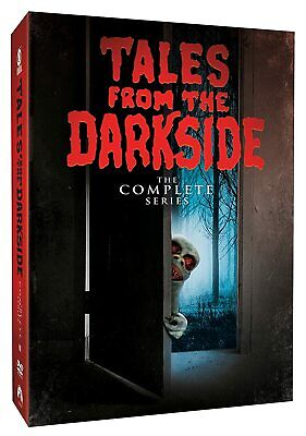Tales From The Dark Side Complete Collection Season 1-7 Series DVD Box Set  • 19.99£