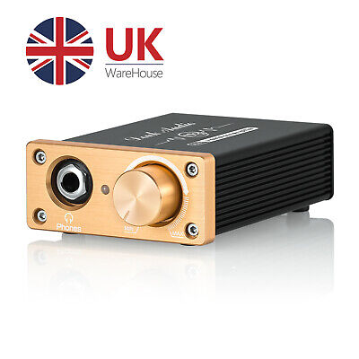 Douk Audio U3 Stereo Headphone Amplifier HiFi Mini Class A Desktop Audio Amp  • 26.99£