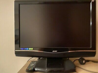 """Bush 22"""" HD Ready Digital LCD TV With Built In DVD Player & Docking For IPod • 40£"""