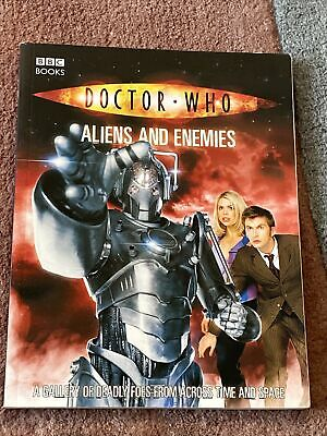 Doctor Who , Aliens And Enemies By Justin Richards (Paperback, 2006) • 1.90£