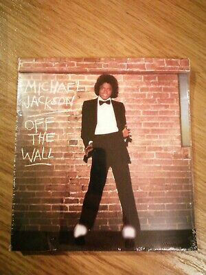 Michael Jackson Off The Wall New Cd/blu Ray Deluxe Mint Sealed!! • 5£