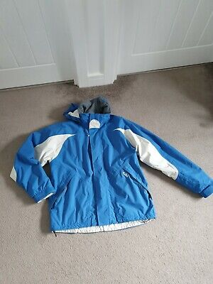 Gill Coast Warm Mens Large Sailing Yachting Jacket Coat Blue Vintage • 64.99£