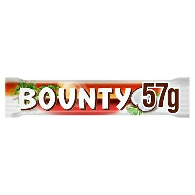 Bounty Coconut Dark Chocolate Duo Bar 57g X 24 BARS • 15.60£