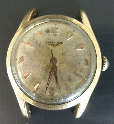$ CDN1.31 • Buy Vintage Longines Gold Filled Wind-up Mens Watch