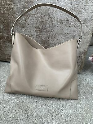 Aspinal Of London Bag Hobo Cream • 30£