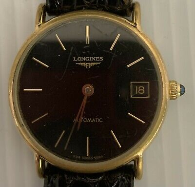 $ CDN2.97 • Buy Vintage Longines L994.1 Gold Filled Automatic Men's Watch