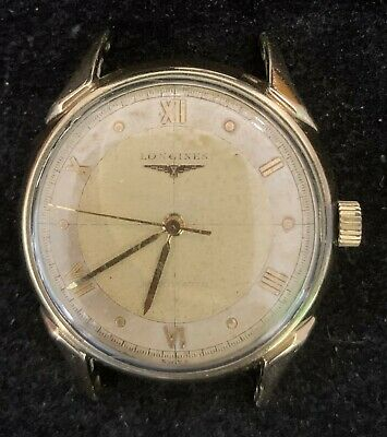 $ CDN1.31 • Buy Vintage Longines Cal. 19as Gold Filled Automatic Men's Watch