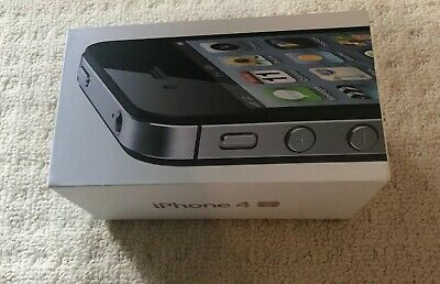 Apple Iphone 4s 16gb Original Box No Accessories Included • 0.99£
