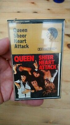 Queen, Music Cassette, 1974 Sheer Heart Attack EMI Original  • 0.99£