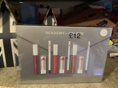 £12 • Buy Natural Nudes Academy Of Colour Makeup Ultimet Lips New