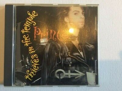 Prince Thieves In The Temple CD Single - 3 Tracks - VG Condition! • 1.99£