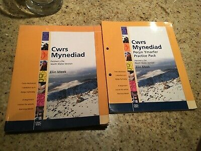 Cwrs Mynediad South Welsh Language Course And Workbook  • 11£