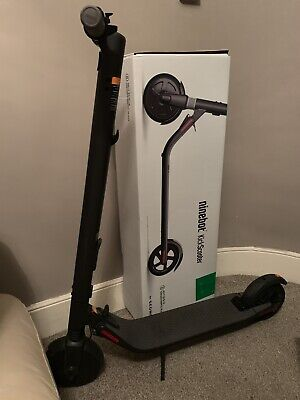 Ninebot By Segway ES2 Electric Kickscooter 15.5 Mph 300 Watt • 300£