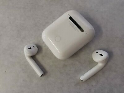 $ CDN95.32 • Buy Apple AirPods With Charging Case White MMEF2AM/A Airpod 1st Gen