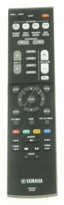 AU81.25 • Buy NEW Genuine Yamaha RX-V483 AV Receiver Remote Control