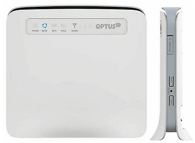 AU49 • Buy Optus Huawei E5186s-61a 4G LTE Home Wireless Broadband Modem Wi-Fi Router