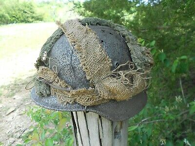 $249 • Buy Ww2 German Helmet, Wire, M35-40, Shell, Nice Collectible!!