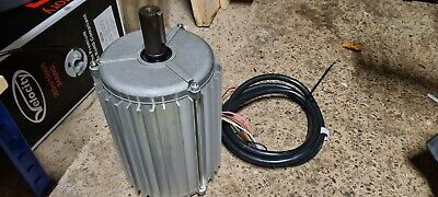 3 Phase 3kw Electric Motor • 135£