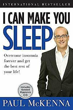 I Can Make You Sleep : Overcome Insomnia Forever And Get The Best Rest Of Your L • 3.70£