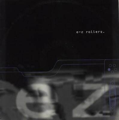 E-Z Rollers Rolled Into 1 / Believe 12  Vinyl Single Record (Maxi) UK SHADOW48 • 19.95£