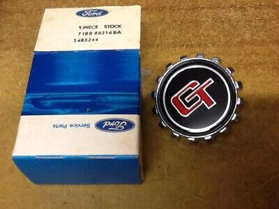 Genuine Ford Cortina MK3 GT Grille Badge, NOS, 71BB-8B216-BA Finis 1483244 • 51£