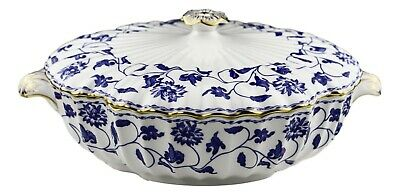 SPODE Bone China - BLUE COLONEL- Y6235 Tureen / Tureens - 10  • 119.99£