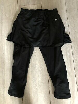 Crane Ladies Gym Leggings With Skirt Size 8-10 • 1.99£