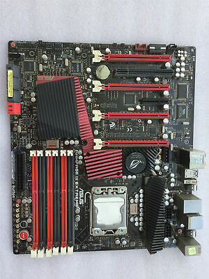 $ CDN317.92 • Buy Working ASUS Rampage III Extreme Motherboard R3E X58 Chipest LGA1366 DDR3 ATX