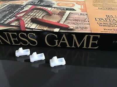 SPARES Vintage 1970's Waddington's Business Game 3 Trucks Lorries MINE A MILLION • 2£
