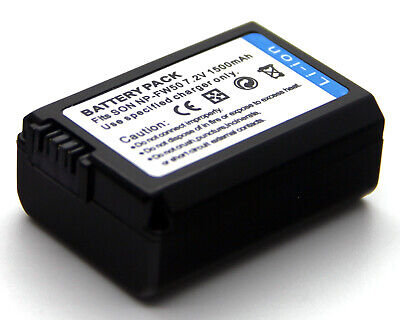 $ CDN22.20 • Buy Battery For NP-FW50 Sony Alpha A3000 A5000 A6000 ILCE-5000L ILCE-6000 ILCE-6000L