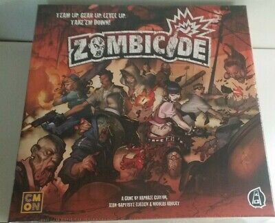 AU100 • Buy Zombicide   Board Game - Brand New And Factory Sealed