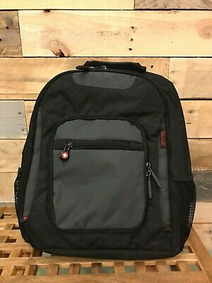 Swiss Travel Products Small Laptop Backpack Bag • 12.50£