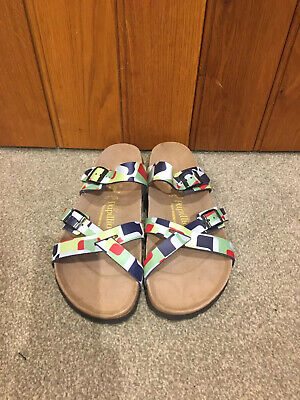 Birkenstock Papillio Sandals Size 9 New Multicolored • 20£