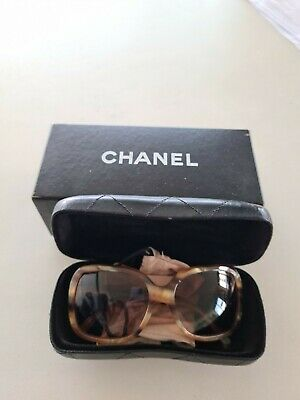 AU79 • Buy  CHANEL Sunglasses Bows Bows!! Soft Cloth Bag, Hard Case And Box