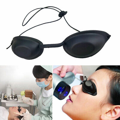 IPL In Infrared Goggles Eyepatch LED Light Safety Glasses Therapy For Patients • 3.26£