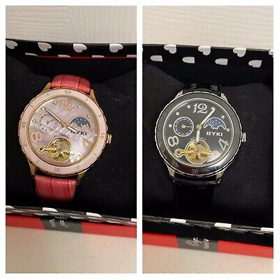 EYKI 'his And Hers' Automatic Watches • 2.50£