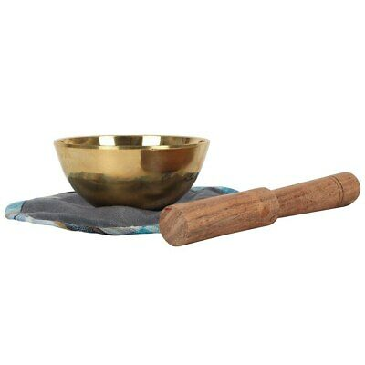 Small Polished Brass Singing Bowl • 29.99£