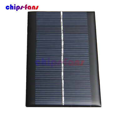 £1.66 • Buy 6V 1W Solar Panel Module DIY For Light Battery Cell Phone Toys Chargers