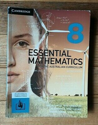 AU25 • Buy Essential Mathematics For The Australian Curriculum Year 7 (Second Edition)