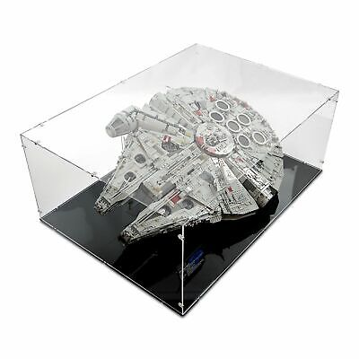 $219.99 • Buy 75192 UCS Millennium Falcon Display Case (For Horizontal Stand)