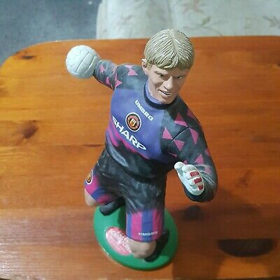 Vivid 1996 Peter Schmeichel Man Utd Goalkeeper Football Figure • 9.99£