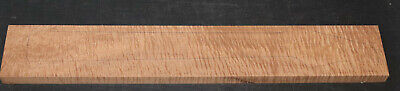 $ CDN149.95 • Buy Hades Roasted Maple, Super Quilted Strat Or Tele Guitar Neck Blank