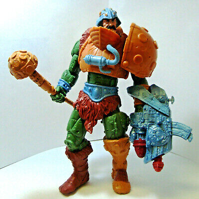 $36.56 • Buy MASTERS OF THE UNIVERSE MOTU 200x SERIES MAN-AT-ARMS HERO WARRIOR 100% COMPLETE