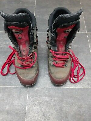 Meindl Airstream Chainsaw Boots Size 9 • 10.50£